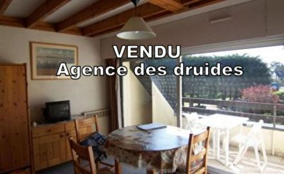 TEXT_PHOTO 0 - Achat vente appartement 2 chambres  immobilier CARNAC 56340