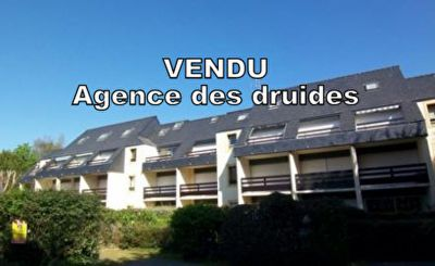 TEXT_PHOTO 1 - Achat vente appartement 2 chambres  immobilier CARNAC 56340
