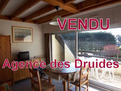 TEXT_PHOTO 2 - Achat vente appartement 2 chambres  immobilier CARNAC 56340