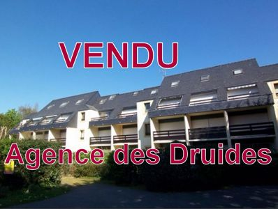 TEXT_PHOTO 3 - Achat vente appartement 2 chambres  immobilier CARNAC 56340
