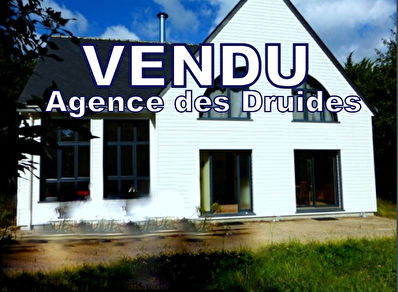 TEXT_PHOTO 0 - Achat Vente immobilier Maison 5 chambres jardion 56340 CARNAC plage
