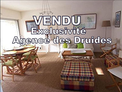 TEXT_PHOTO 0 - Achat vente appartement immobilier 56340 Carnac