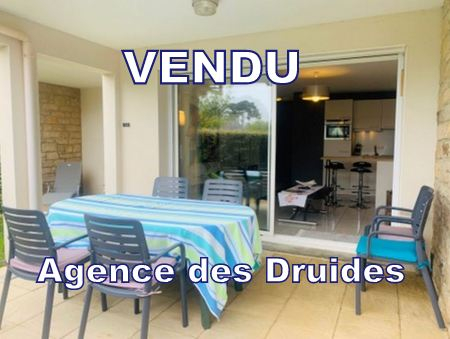 Appartement T2 Carnac Plage