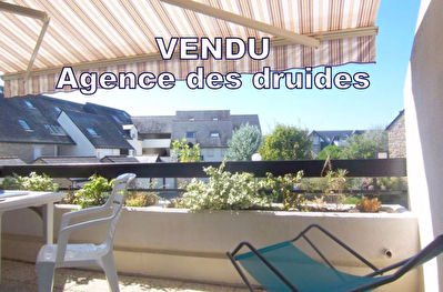 TEXT_PHOTO 0 - Achat vente appartement CARNAC 56340
