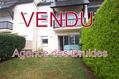 TEXT_PHOTO 1 - Achat vente appartement 2 PIECES immobilier CARNAC 56340