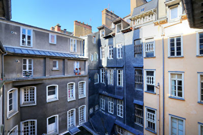 TEXT_PHOTO 5 - EXCLUSIVITE COGIR Rennes Centre historique grand type 2